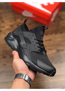 Nike Air Huarache Full Black