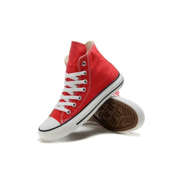 Converse High Red