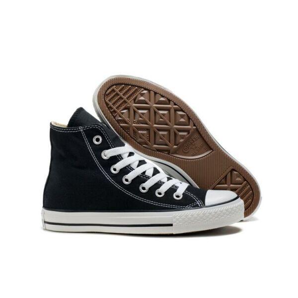 Converse High Black