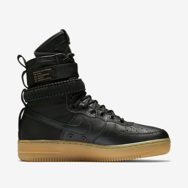 Nike Special Field Air Force One High Black