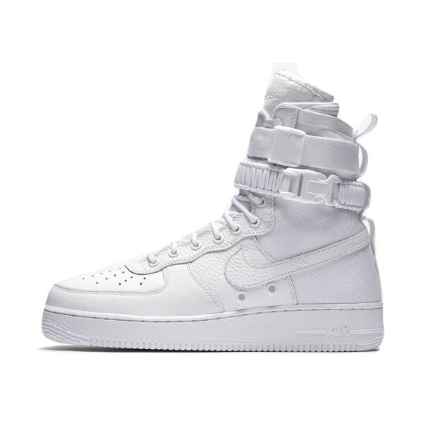 Nike Special Field Air Force One High Triple White
