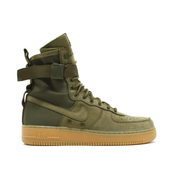 Nike Special Field Air Force One High Faded Olive